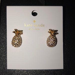 Kate Spade earrings.